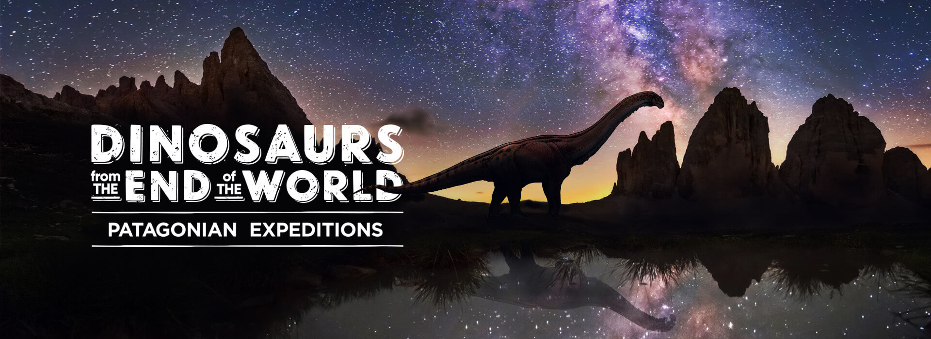 Dinosaurs from the end of the world. Patagonian expeditions