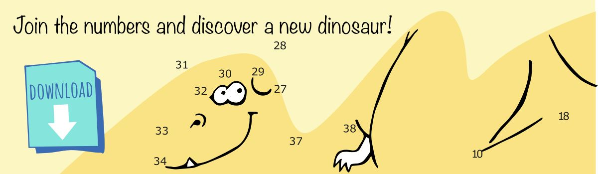 Join and discover dinosaurs
