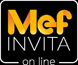 Mef invita online